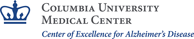 Columbia | Center of Excellence in Alzheimer's Disease logo